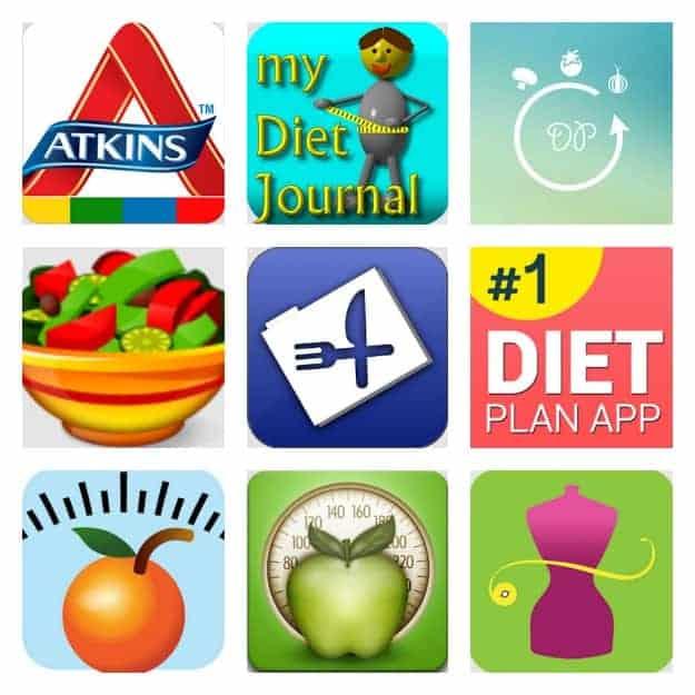Feature Top 10 Best Diet Apps
