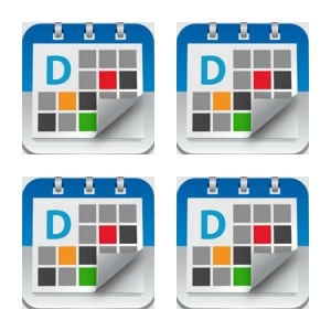 DigiCal Calendar & Widgets Collage