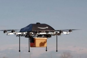 "AH Tech Talk: eBay CEO Says Amazon's Drones Are Pure ""Fantasy"""