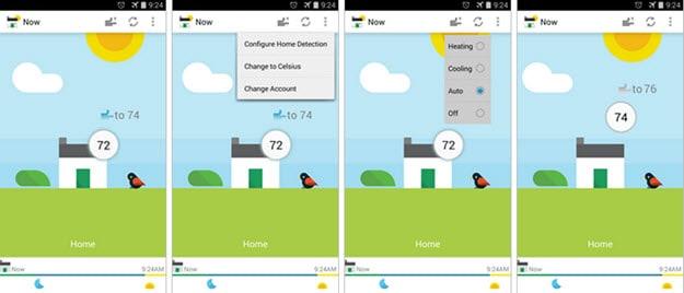 EnergySense Temp Screens