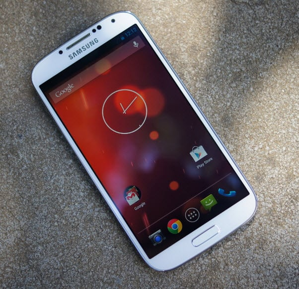 Samsung Galaxy S4 Google Play Edition Set To Receive