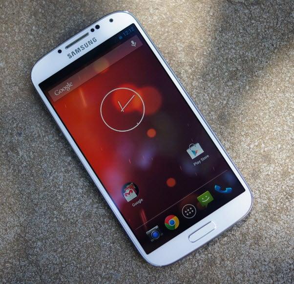 Galaxy S4 GPE
