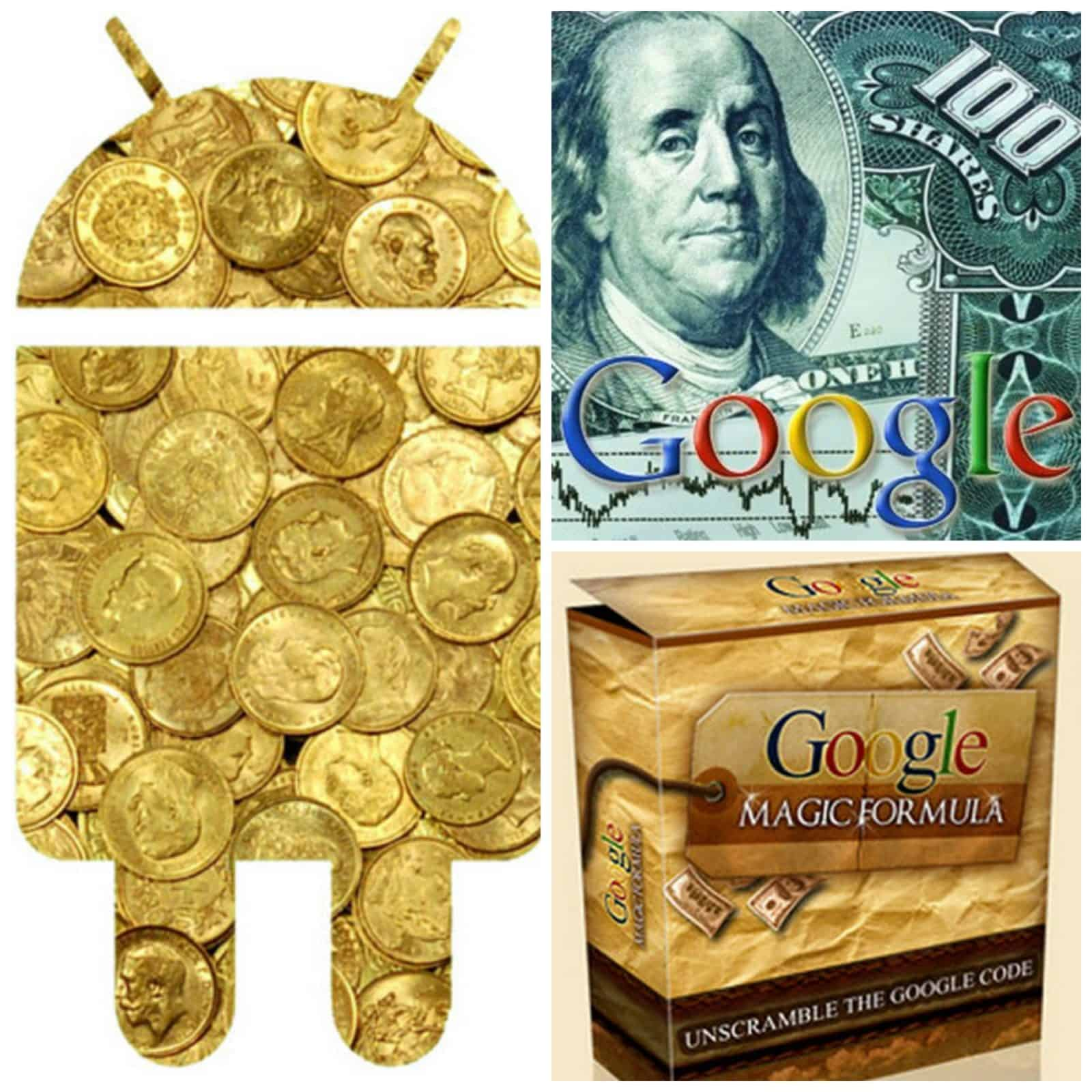 Google Android Collage