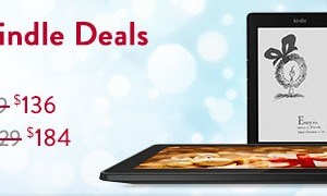 Android Tablet Deals: Amazon Kindle Fire HDX 20% Off Alongside the Kindle and Kindle Fire