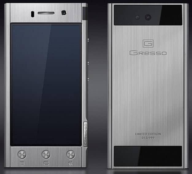 Gresso Smartphone