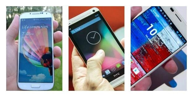 HTC One big