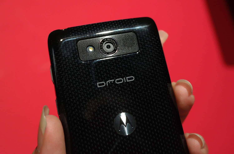 Hands On Motorola Droid Mini camera macro