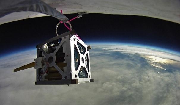 NASAPhoneSatTest1