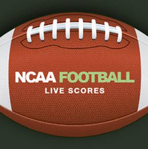 NCAA Football Live Scores