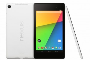 White 32GB Nexus 7 2013 Now Available on the Google Play Store