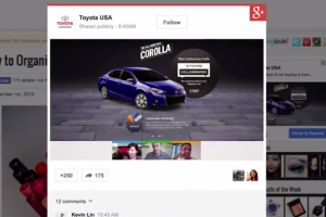 Google Rolls Out +Posts, Social Ads that Aren't Restricted to Google Plus