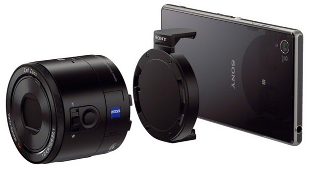 QX10 QX100 Lens Package