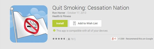 Quit Smoking Cessation Nation