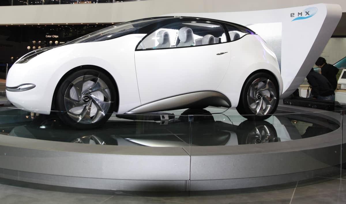 Renault Samsung emx concept 0