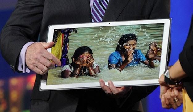 Samsung 12.2 Tablet