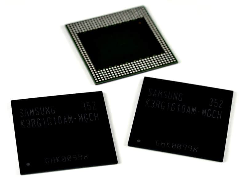 Samsung-LPDDR4-RAM1