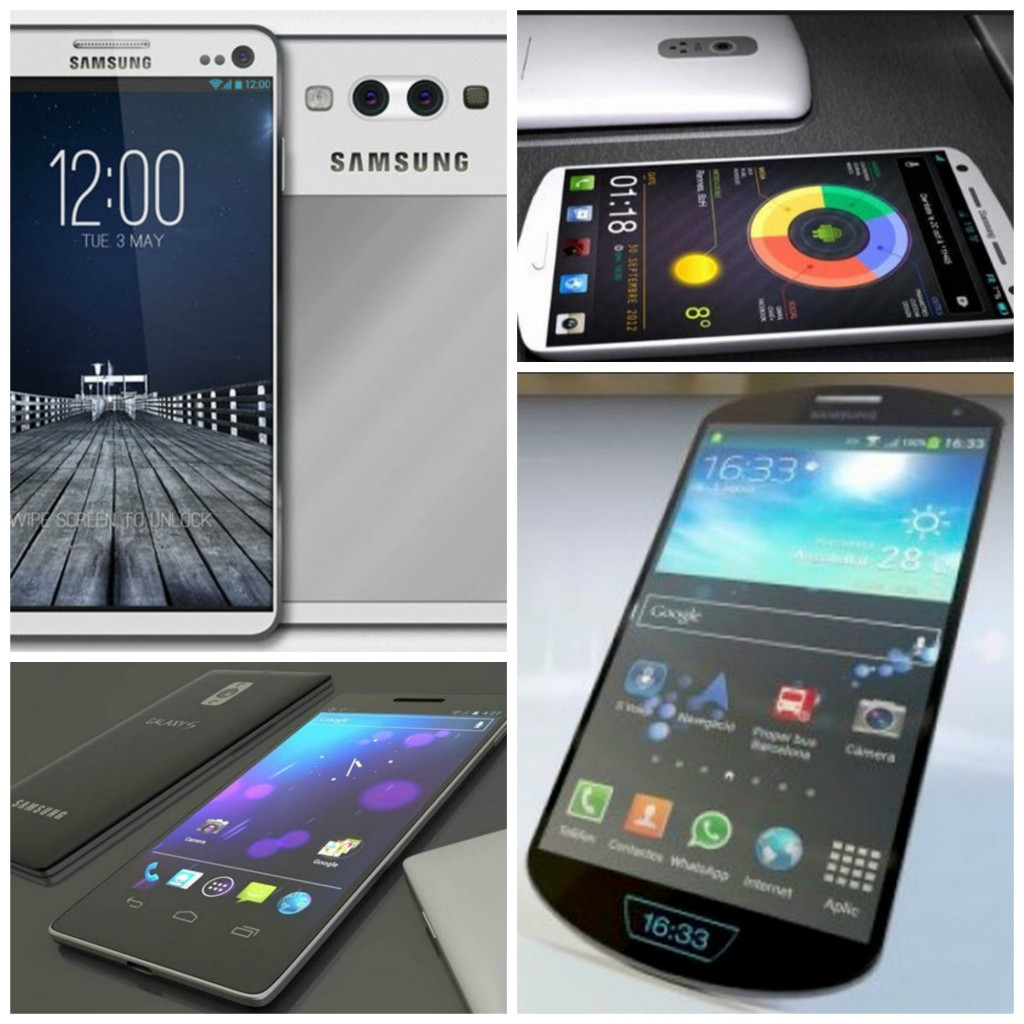 Samsung S5 Collage
