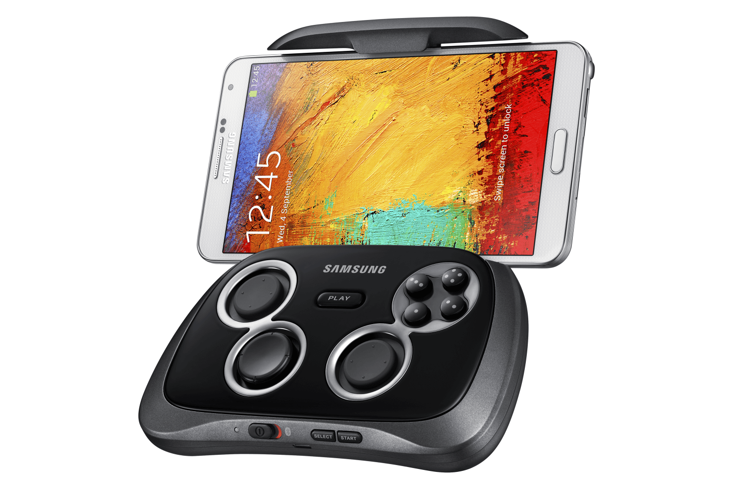 Samsung Game Pad on Its Way to the Europeans