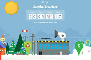Track Santa With Android App and Chromecast or With Chrome Extension