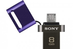 Sony Announces Pocket Flash Drive for Android Smartphones