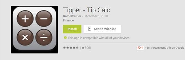 Tipper - Tip Calc