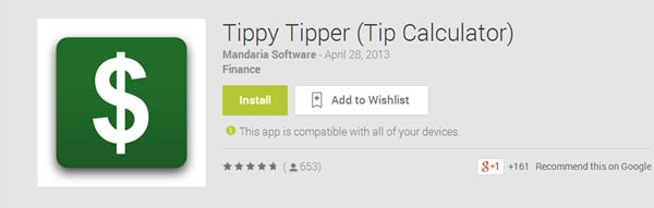 Tippy Tipper (Tip Calculator