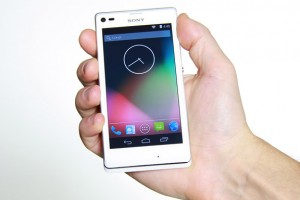 Sony Adds Budget Xperia L to AOSP for Xperia Project; Updates it KitKat Along With the Xperia Z and ZL