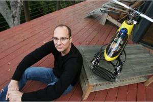 Android Founder, Andy Rubin, Is Now Working on Robots