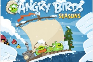 Deck The Halls With Angry Birds Seasons; The 4th Christmas Update Arrives