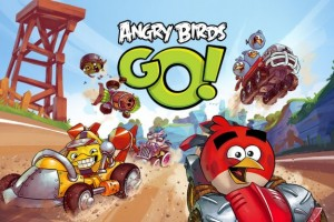 Angry Birds Go Hits the Play Store; Kart Racing Keeps The Birds Grounded