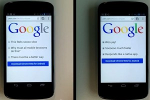 Chrome for Android v32 Kills the 300ms Tap Delay for Mobile Websites