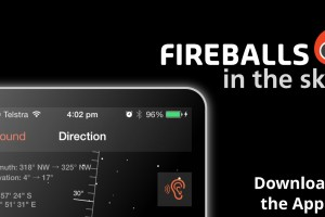 Sponsored App Review: Fireballs in The Sky