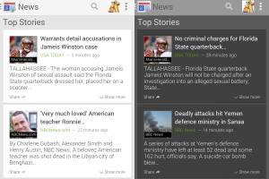 Mobile Version of Google News on iOS and Android Has Been Revamped with Customization Options and More