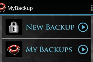 Sponsored App Review: My Backup Pro
