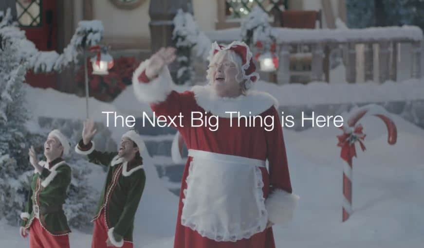 next-big-thing-is-here-samsung-santa-commercial