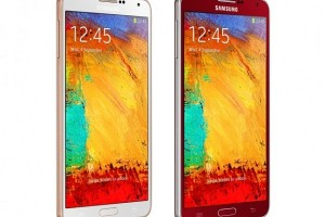 Samsung Announces the Galaxy Note 3 in Two New Shades – Rose Gold and Merlot Red
