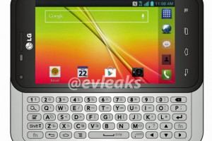 QWERTY-Keyboard Makes a Comeback With LG's Optimus F3Q Headed to T-Mobile