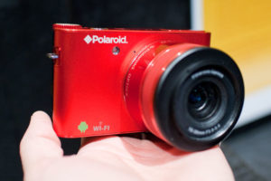 Polaroid's Mirrorless Android Camera Pulled From Sale After Losing Patent Case With Nikon
