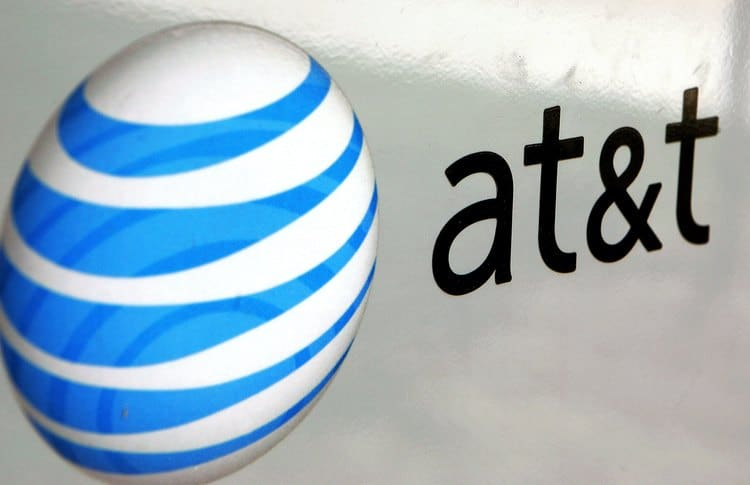 FILE:  AT&T Posts Loss In Quarterly Earnings