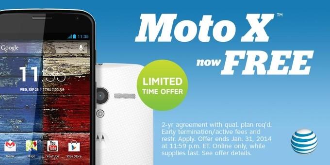 ATT-Moto-X-free-deal
