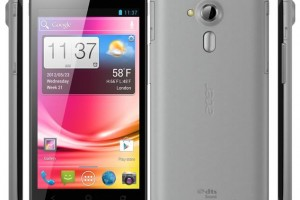 Acer Liquid Z5 Announced; 5-inch Budget Android Smartphone with Dual-Core CPU for €169