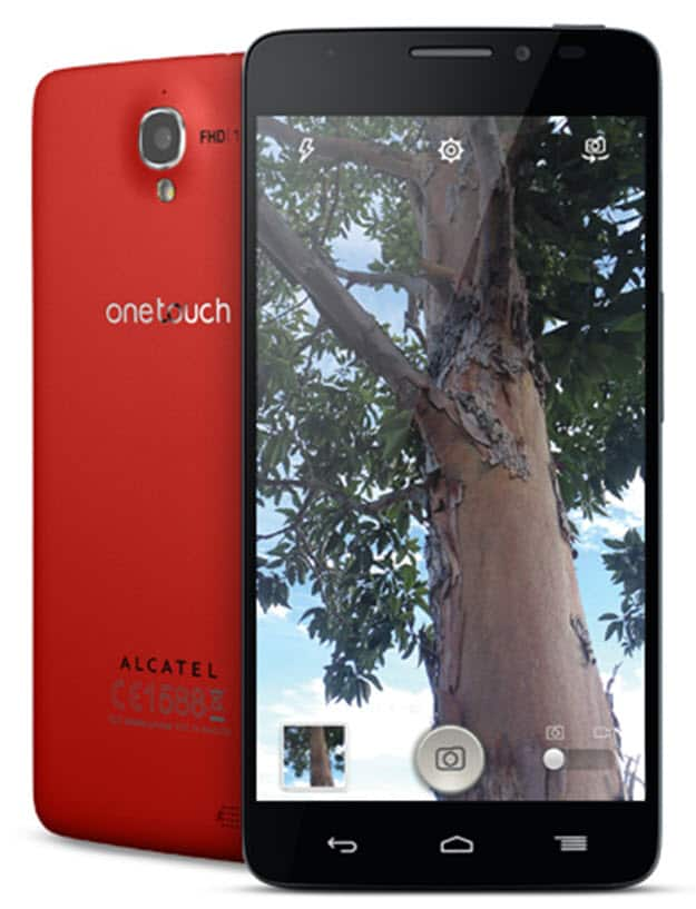 Alcatel Onetouch X