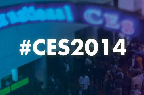 CES 2014'de Saatler kaldı.