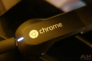 Chromecast Updated to build 16664; Brings Network and Bug fixes, and More