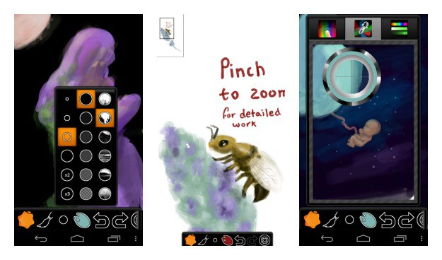 Doodledroid - paint and sketch Collage