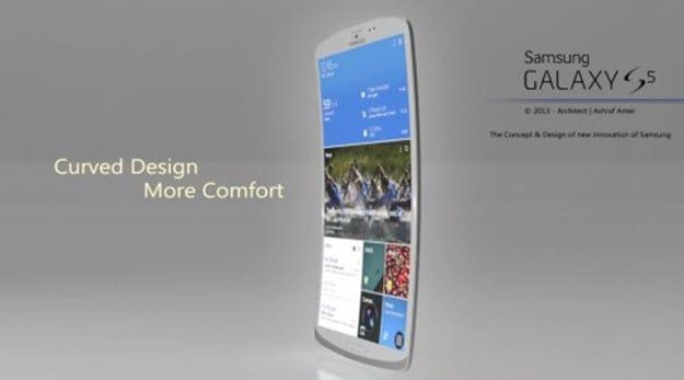 Galaxy S5 Concept 2
