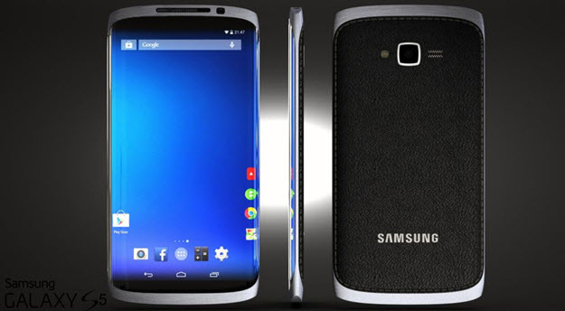 Galaxy S5 two