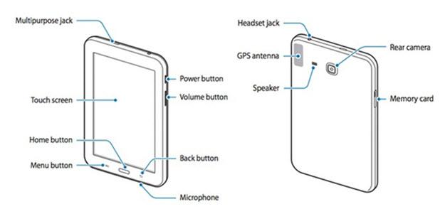 Galaxy Tab 3 Lite Manual