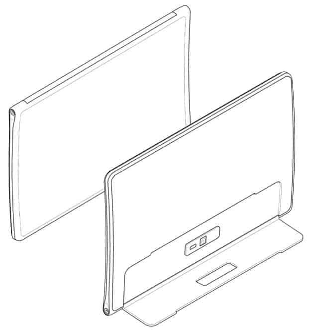 Galaxy Tab Round Patents