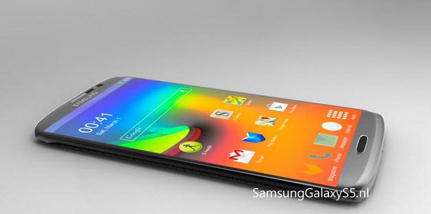Galaxy s5 concept nl